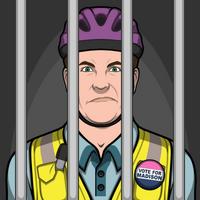 Bryan Vigman encarcelado