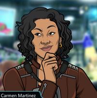 Carmen Sonriente