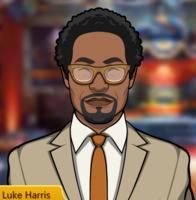 Luke en La Parca de Rorschach