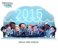 Feliz Año Nuevo 2015.