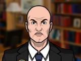 Agent Riordan