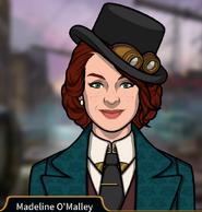 Maddie O'Malley