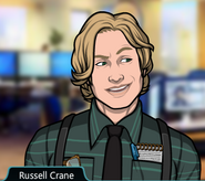 Russell Crane clever