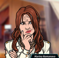 Marina herida 4