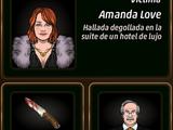 El Asesinato de Amanda Love