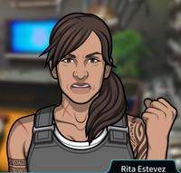 Rita Determinada 1
