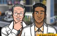 Amir and Rupert Case256-4