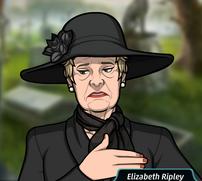 Ripley en un funeral3