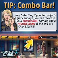 Amy en un Combo Bar