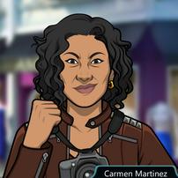 Carmen Confiada 2