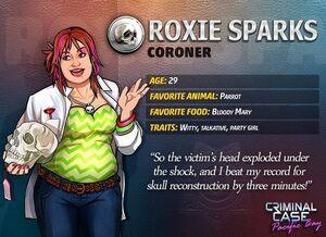 Descripción de Roxie