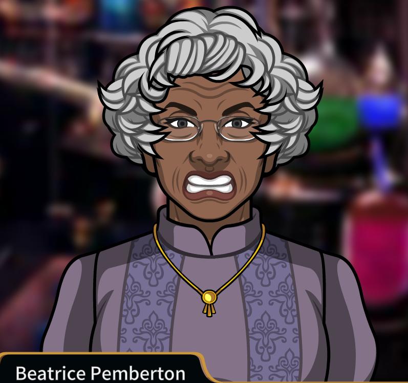 Beatrice Pemberton