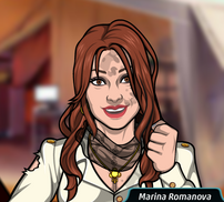 Marina herida 2