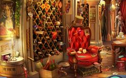 Area de cata de vinos