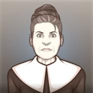 39 Claire Bell, El peregrino que hablo con Mary momentos antes de su ejecuciòn