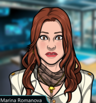Marina shockeada 1