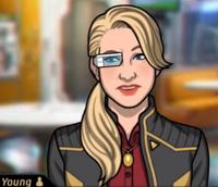 Amy Desdeñosa61