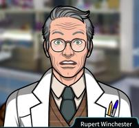 Rupert Conmocionado