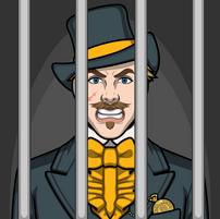 Tim el Tramposo preso