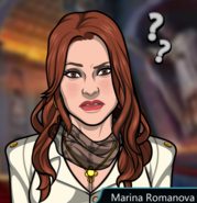 MarinaRomanovawondering