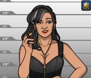 Nadia en Check Out Anticipado