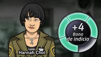 Bono de Hannah Choi