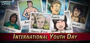 25 Día Internacional de la Juventud 2014.