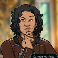 Carmen Pensando
