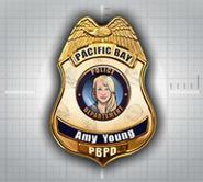 Amy's Badge