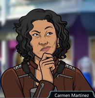 Carmen pensando 2