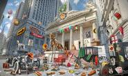 Stock Exchange Steps Crimescene3