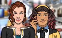 Penelope y Marina 3