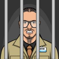 Cyrill en prisión
