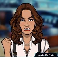 Michelle determinada 4