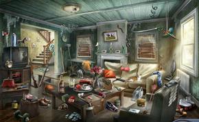 Apartamento de Mikhail