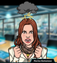 Marina Enfurecida 2