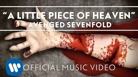 Avenged Sevenfold - A Little Piece Of Heaven Official Music Video