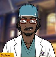 Nathan Transpirando