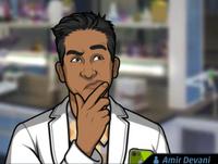 Amir Pensando3