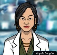 Angela Douglas