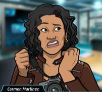 Carmen asustada 1