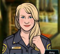 29 Amy Segura de si Misma