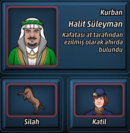 Kralın Tüm Atları