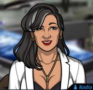 Nadia-Ironic