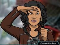 Carmen observando 2