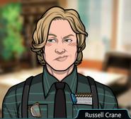 Russell Crane Shy