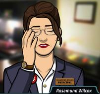 Rosamund en Quemada