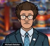 Michael en La Parca de Rorschach