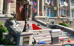 Pasos de Ayuntamiento