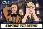 Caption the Scene - Frank & Amy